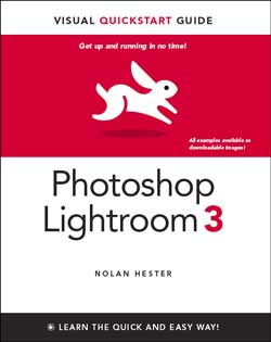 The Lightroom 3 Visual QuickStart Guide