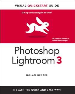 The Lightroom 3 Visual QuickStart Guide