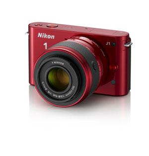 Nikon's J1 camera